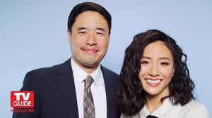 fresh off the boat randall park and constance wu talk about the