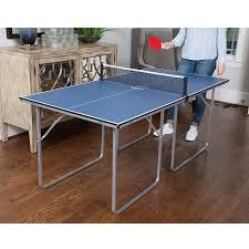joola midsize table tennis table with net joola midsize table ping pong table gametablesonline com