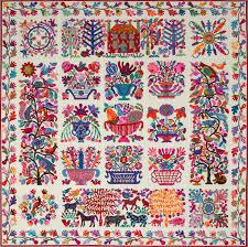 Kaffe Fassett Home Decor Fabric Roseville Album From Glorious Color Kaffe Fassett Collective