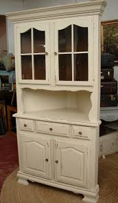 Bar Cabinets For Home Decorating Two Tone Farmhouse Corner Hutch For Exciting Home