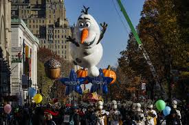macy s thanksgiving day parade brings new balloons and a protest for