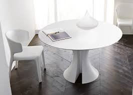White Round Dining Room Tables Home Design Ideas - Round white dining room table set