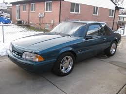 1993 mustang lx for sale mustang owners of southeastern michigan