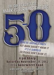 50th birthday surprise party invitations digital by thefunkyolive