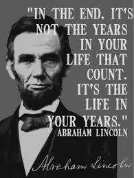abraham lincoln and ronald quotes healthcare it today