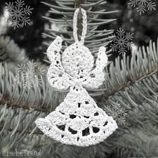 Ornament Patterns Free Free Crochet Ornament Patterns Noden Collective