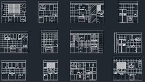 kitchen section cad blocks free cad block and autocad drawing