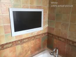 tv in the mirror bathroom mirror tv ebay