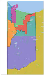County Map Of Indiana Sos Lake County Redistricting
