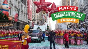 a brief history of the magical macy s thanksgiving day parade
