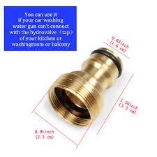 aliexpress com buy 2 x modern design car wash water connectors