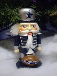 dallas cowboys collectable nutcracker