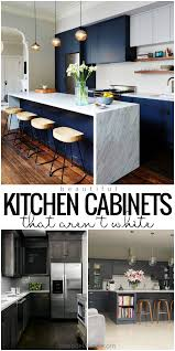 dark kitchen cabinet inspiration and design tips remodelaholic