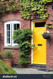 front doors best front door colors with red brick front door