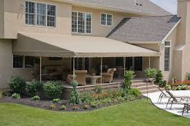 Canvas Awning Deck Canopy Wall Mount Downingtown Pa Kreider U0027s Canvas Service