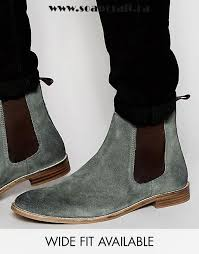 s boots products in canada grey shoes boots trainers asos chelsea boots in grey