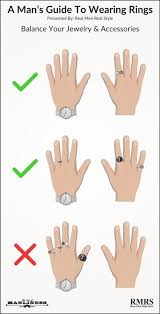 a s guide to wearing rings the of manliness