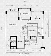 floor plans for bedok reservoir view hdb details srx property
