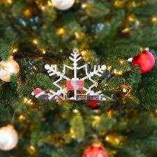 saleen automotive designs and 3d prints ornament