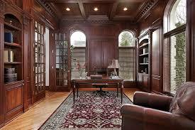 Luxury Home Ideas 100 U0027s Of Luxury U0026 Modern Home Office Ideas Wood Paneling