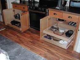 Sliding Drawers For Kitchen Cabinets Very Attractive  Shelves - Kitchen cabinet sliding drawers