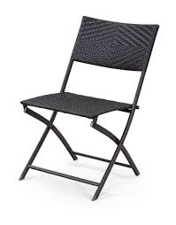 Gp Products Patio Furniture Amazon Com Belleze Folding Table U0026 Chair Bistro Set Rattan Wicker