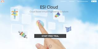 cae now available on demand with esi cloud esi group