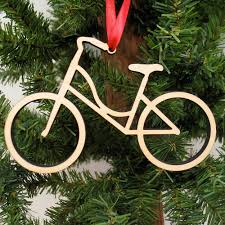 bike wooden ornament boy or graphic spaces