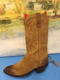 s suede boots size 9 lucchese handmade s leather camel brown suede boots size 9 d