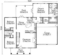 Cape Cod House Plans With First Floor Master Bedroom 31 Best Houses Around 1500 Sq U0027 Images On Pinterest Floor Plans