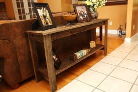 Wood Sofa Table by Rustic Sofa Table Fk Digitalrecords
