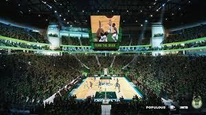arena milwaukee bucks