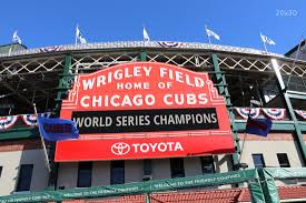 chicago cubs world series picture large photo or canvas zoom