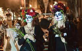 city nights san francisco halloween celebrate day of the dead in san francisco travel leisure