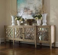 antique white accent cabinet coaster mirrored buffet white