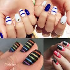 aliexpress com buy 1pcs new metallic nail art tape lace line