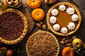 this is america s favorite thanksgiving pie hint it s not