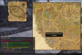 Greenshade Ce Treasure Map Greenshade Treasure Map 1 Download Eso Skyshard Locations