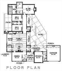Modern Design House Plans by Modern Style House Plan 3 Beds 3 50 Baths 3392 Sq Ft Plan 449 15