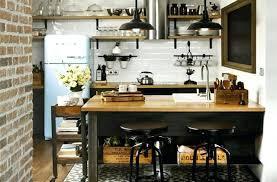 saclection dacco pour une cuisine industrielle deco loft industriel