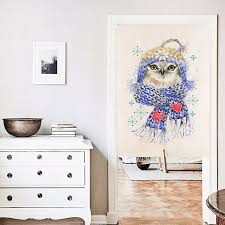Owl Kitchen Curtains by Online Get Cheap Owl Curtains Aliexpress Com Alibaba Group