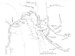 Lake Sakakawea Map The First Scout Mystic Warriors Of The Great Plains August 2013