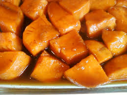thanksgiving yam recipe cooking with sugar candied yams