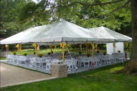 rent a tent for a wedding westchester tent party rental 914 861 4228