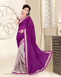 fancy casual fancy casual sarees collection with heavy multi patli embroidered