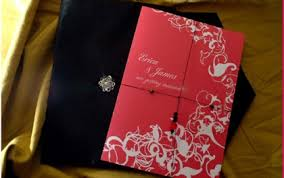 Red And Black Wedding Red And Black Wedding Invitations The Wedding Specialiststhe