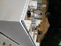insulated concrete forms and the foundation walls west chester