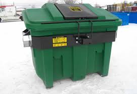 cpr 4000 o organic waste container