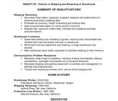 warehouse resume skills summary customer 7 sle warehouse manager resume resume template free worker