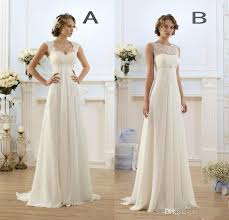 discount bridal gowns discount new empire country bohemian wedding dresses 2018 cheap